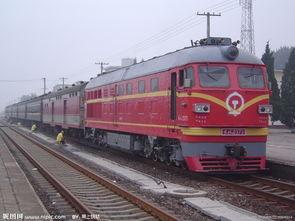 东风4型内燃机车-铁路机车图片图片专题,铁路机车图片下载