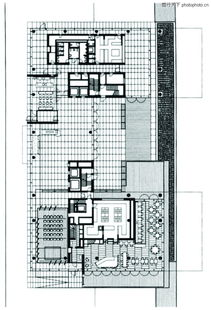 德国北部0004 德国北部图 世界建筑设计图库 图纸 空间 施工图