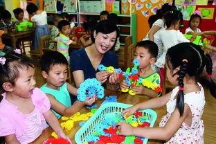 朝阳欣馨幼儿园学前教育