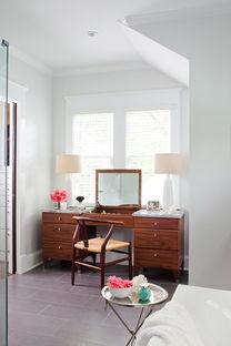房间欧式风格三层平顶别墅简洁卧室设计图-装修效果图案例 2017年装...