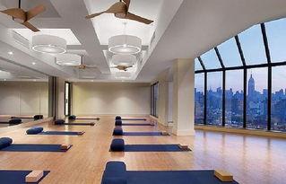 川音附近的瑜伽馆