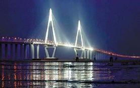 澳跨港大桥断裂是真的吗(港珠澳大桥涉造假是怎)