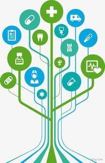 智慧树png素材透明免抠图片动植人物三元素3png.com