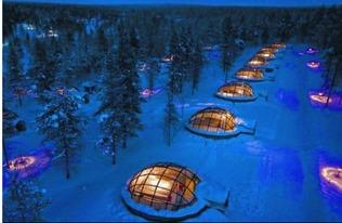 世界5大最有特色酒店,你知道几个