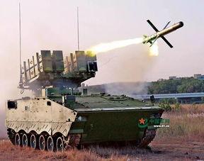 国产红箭-10导弹发射