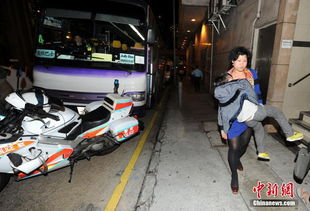 香港港岛发现二战遗留炸弹警方已成功拆除
