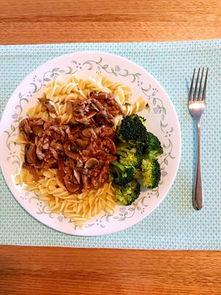 蘑菇牛肉意大利面的做法大全家常做法大全