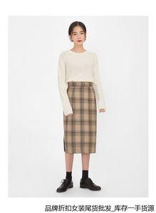 品牌韩装女