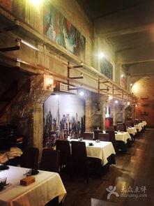 石家庄餐厅装修 loft风格餐厅设计说明