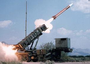 资料图:美军爱国者3型导弹