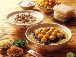 繁华香港 带你吃遍这座美食天堂