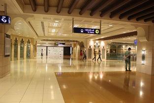 迪拜做地铁旅游攻略