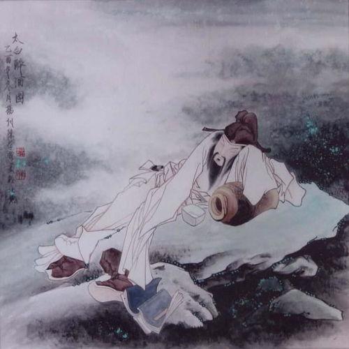 中国历史故事网李白