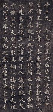 赵孟頫胆巴碑(我想练赵孟頫的行书,)