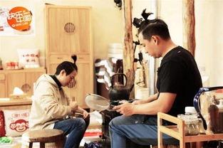 向往的生活董子健刘宪华显青春朝气蘑菇屋冬季更舒心