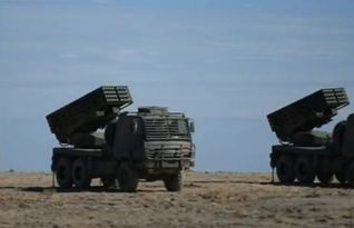 1军炮兵旅新列装的122毫米40管轻型模块化火箭炮