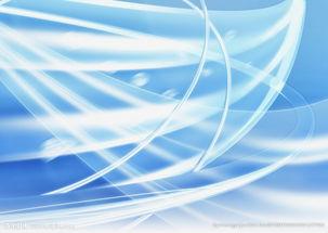 蓝色唯美背景图片