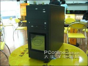 仅899元 Intel原装主板送CPU风扇 机箱