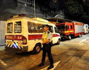 香港一工地发现二战遗留炸弹居民疏散
