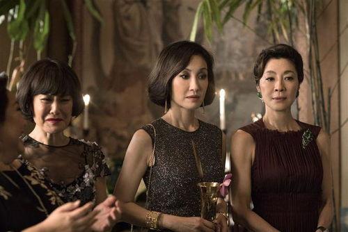 北美票房三连冠,摘金奇缘背后的好莱坞亚裔电影变迁史