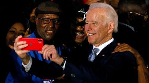 美国当选总统谁是乔拜登