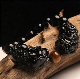黑色貔貅有什么寓意 黑色貔貅代表的意义