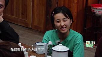 向往的生活张子枫成长四部曲,华丽变身堪称少女典范