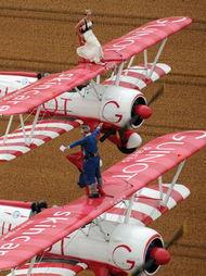 英国 空中的 海誓山盟