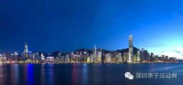 香港免费景点大全,暑假就来一趟香江游吧