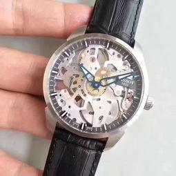 精雕细琢的艺术 天梭天匠系列镂空腕表