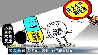 使用后副作用大近日,国家药监局发布了《关于停止生产销售使用特酚伪麻片和特洛伪麻胶囊的公告》.