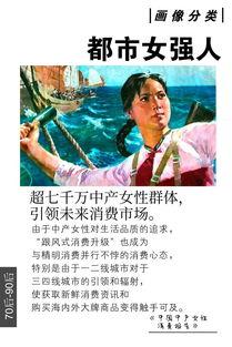 11本报告精华,5分钟看遍中国女性消费者画像图谱报告盘点