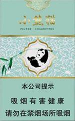 小熊猫云烟(小熊猫香烟多少一包)