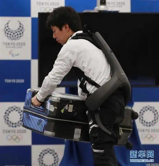 日本发布东京奥运会机器人计划将用于服务赛事