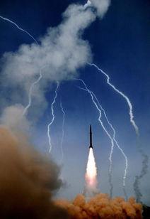 看大国长剑刺穿云霄直击火箭军导弹发射现场