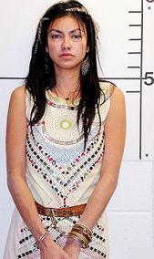 在美涉毒香港名模被改控更严重罪名 或入狱6年