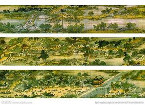 清明上河图图片