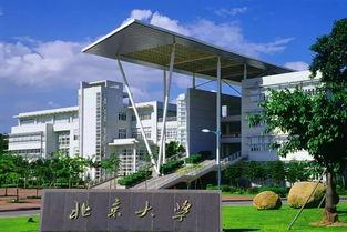 北京大学有哪些研究生学院 专升本