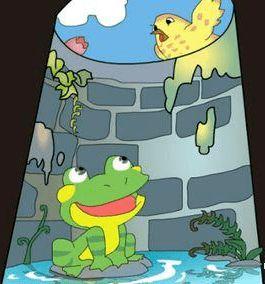 关于青蛙的成语有哪些