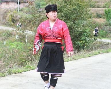 了不起的挑战岳云鹏扮女装