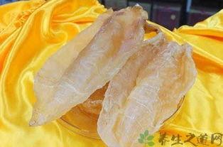 鱼胶的做法(求花胶的吃法)