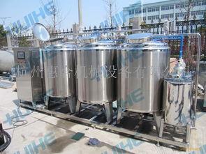 卫生级CIP清洗系统 CIP自动清洗机 浙江杭州