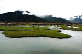 宅女徒步西藏林芝 曾经流放地今日小江南