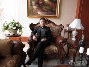 新浪乐居专访香水郡销售经理苏峰