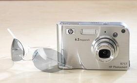 数码相机选购常识