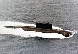 俄罗斯基洛(kilo)级潜艇.【
