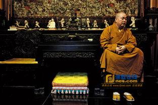 永信法师解析少林寺现代生存方式 先传承再生存