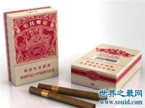 中国什么烟最贵(中国最贵的烟排名)