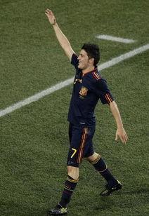 世界杯球队队服西班牙