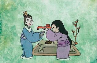 谁知道梁鸿和孟光的故事举案齐眉是怎么来的